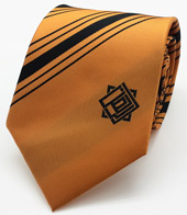 Polyester woven tie design 16