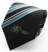 polyester woven tie design 18
