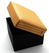 Tie packaging box 2