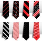 Necktie design idea