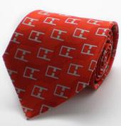 Printed tie design 8