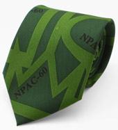Printed tie design 9