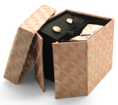 Tie packaging box 8