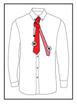 tie a necktie step 6